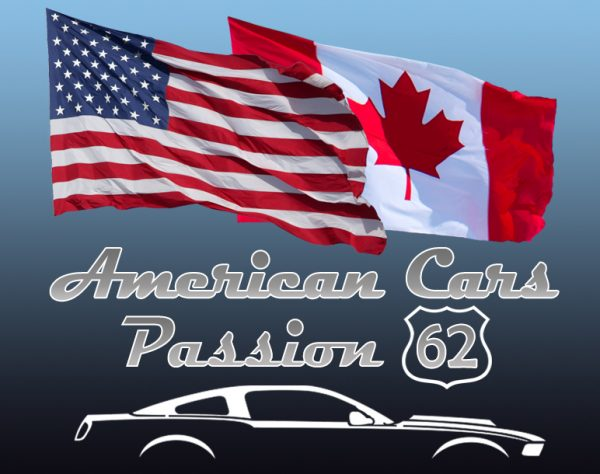 AMERICAN CARS PASSION 62